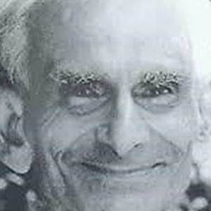 Foto in primo piano di Iqbal Kishen Taimni