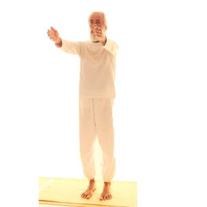 Posizione yoga Kaṭīśakti vikāsaka
