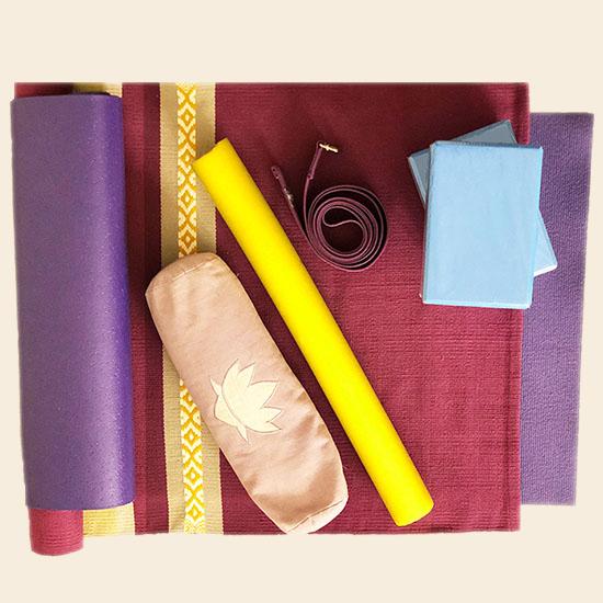 Immagine link alla sezione Yoga-terapia e Ayurveda