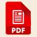 Icona di un pdf su sfondo color kaki