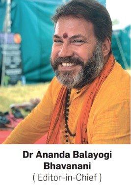 foto del maestro Ananda