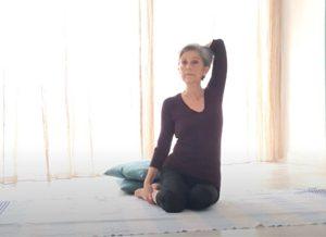 scioglimento yoga fianco-braccio