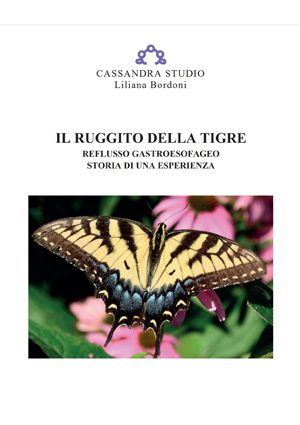 Libro il Ruggito della Tigre