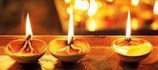 Immagine del calendario per Diwali