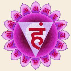 Immagine del cakra viśuddha