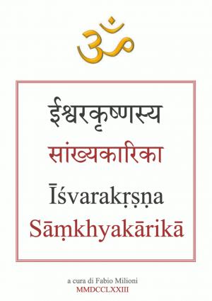 Libro Isvarakrsna Samkhyakarika