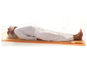 Posizione yoga matsyāsana