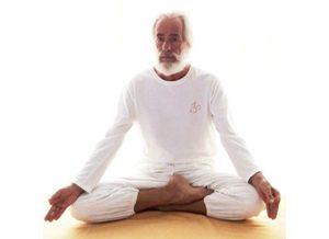 Posizione yoga pratyāhāra